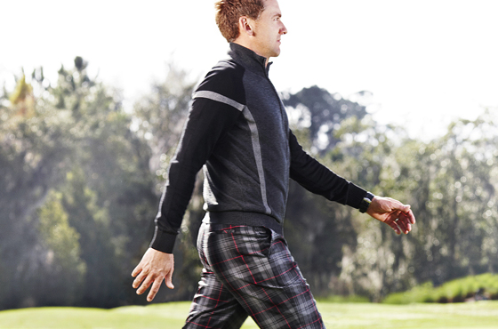 Ian Poulter Golf Collection AW 2013