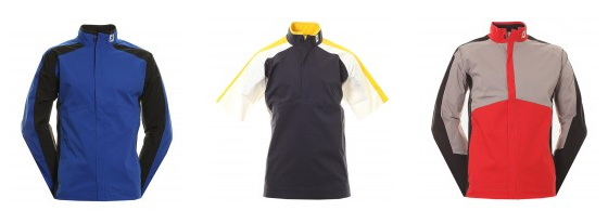 Golf waterproofs FootJoy Hydrolite Waterproofs