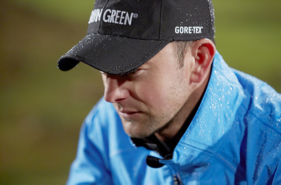 Golf Waterproofs - Technology