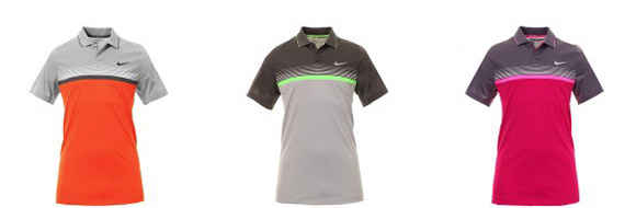 Rory McIlroy Nike Golf Shirts 2