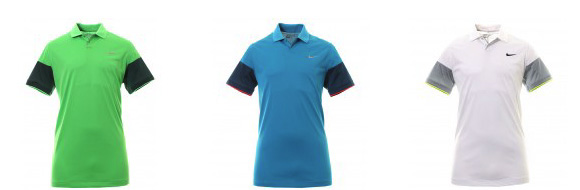 Rory McIlroy Nike Golf Shirts 5