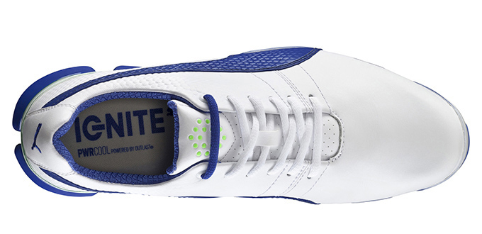 Puma Golf Shoes - Titan Tour Ignite 2016_Top
