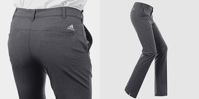 Adidas Golf Fall Weight Trousers 2016