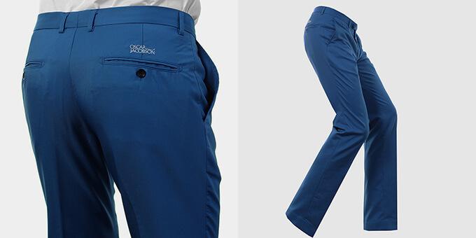 Oscar Jacobson Golf Thermal Tech Trousers 2016