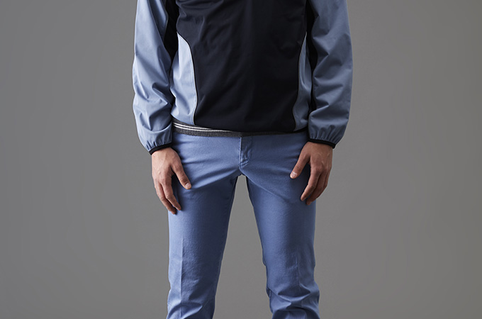Slim Fit Winter Golf Trousers 2016