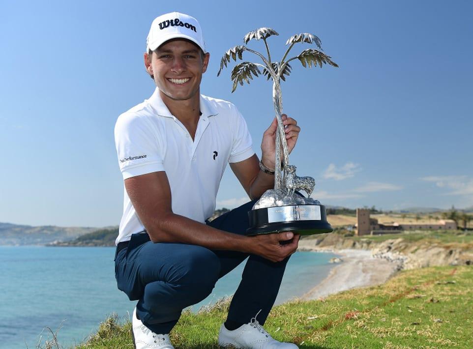 Joakim Lagergren Peak Performance Golf_F18 Blog