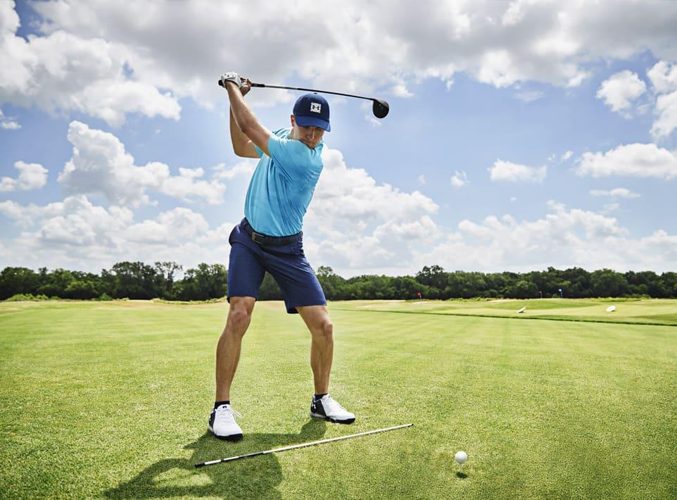 Jordan Spieth Under Armour Golf_F18 Blog_2