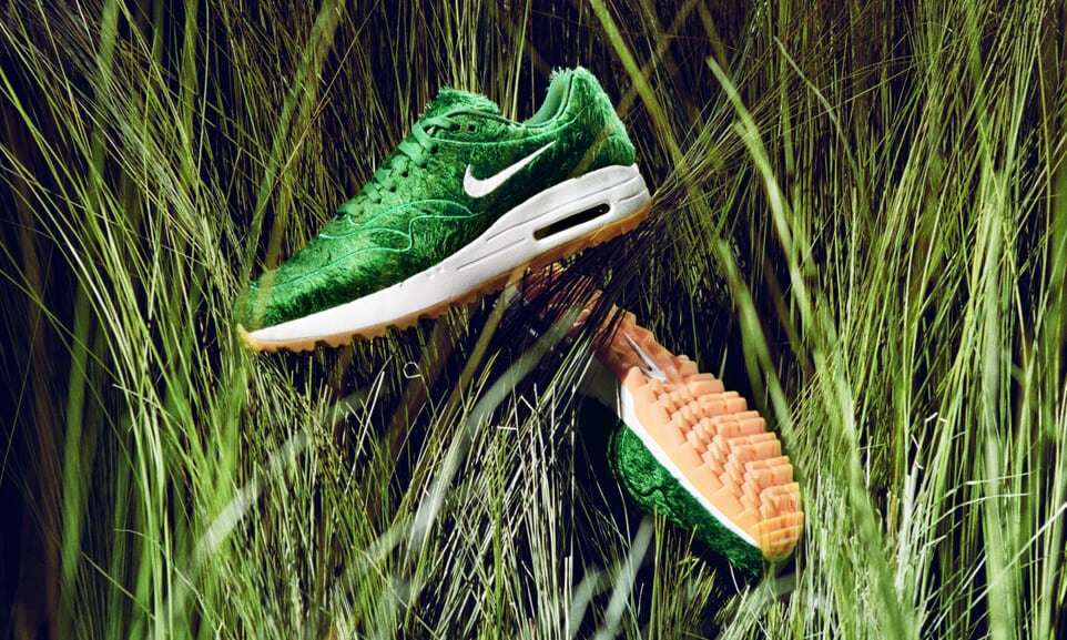Nike Airmax 1G Shoes Grass