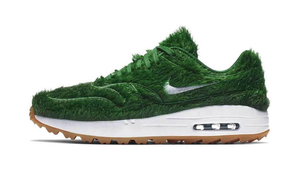 Nike Airmax 1G Shoes Grass 02