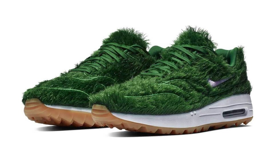 Nike Airmax 1G Shoes Grass 03