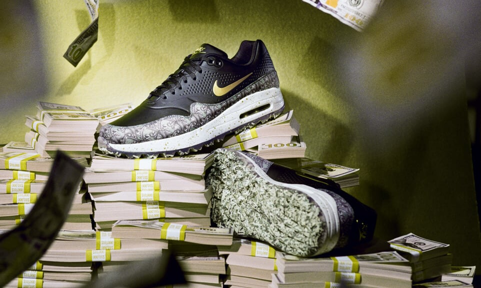 Nike Airmax 1G Lawn Party Limited