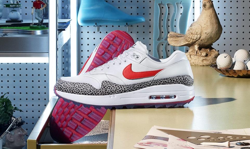 Nike Air Max 1 G Tour Issue - Safari Shoe